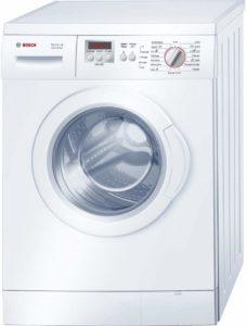 Le lave linge Bosch WAE2821OFF dans un comparatif gagnant