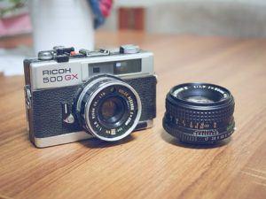Différents critères des appareils photo dans ce comparatif