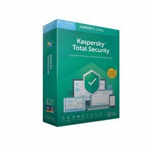 Evaluer Kaspersky Total Security 2019 ?