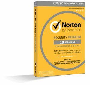 Quels sont les caractéristiques de Norton Security Premium 2019 ?