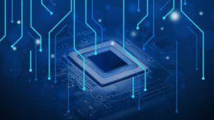 Le processeur, la mémoire vive et la carte graphique d'un pc portable dans un comparatif
