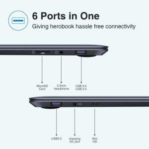 Le test d'un pc portable dans un comparatif gagnant