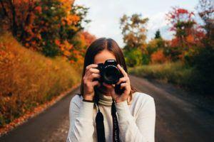 Le viseur d'un appareil photo dans un comparatif gagnant