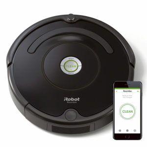 Quels sont les caractéristiques de iRobot Roomba 671 ?