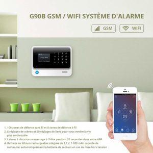 Administre fácilmente las alarmas de la casa gracias a las tecnologías modernas