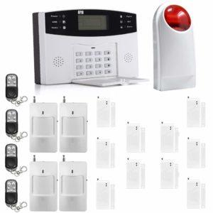 Control remoto de alarma para el hogar para las marcas de alarmas más grandes