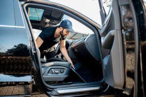 Liste d'avantages des aspirateurs voiture