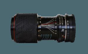 La cellule d'exposition d'un appareil photo numérique dans un comparatif gagnant