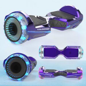 Comment tester le hoverboard Colorway Hoverboard SUV 6.5 ?