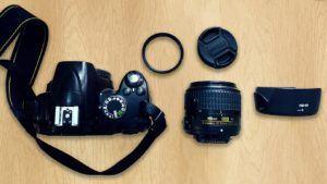 Différents tests des appareils photos numériques dans ce comparatif