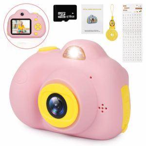 Comment fonctionne un appareil photo enfant exactement?