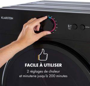 Qu'est-ce qu'un lave-linge séchant exactement dans un comparatif ?