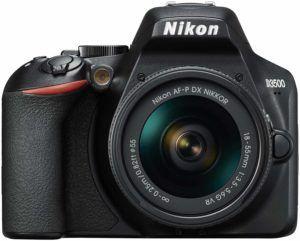 Description du Nikon Kit Reflex numérique D3500 + AF-P DX 18-55 dans un comparatif