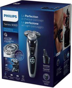 Évaluation du Rasoir électrique Philips S9711