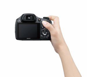 Comment effectuer le test de l'appareil photo hybride ?