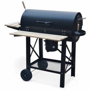 Les attributs du barbecue à charbon Alice's Garden Serge dans un comparatif gagant