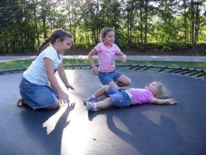 Quels sont les alternatives aux trampolines ?