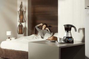 Quels sont les avantages et domaines d'application d'une machine à café ?