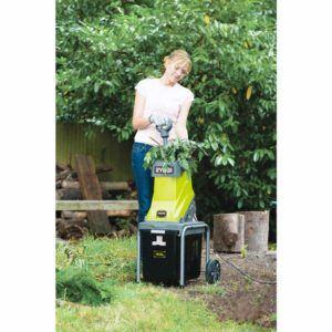 Avis sur l'efficacité de coupe du broyeur de végétaux