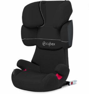 Fonctionnalités du siège-auto CYBEX Silver Solution X-Fix