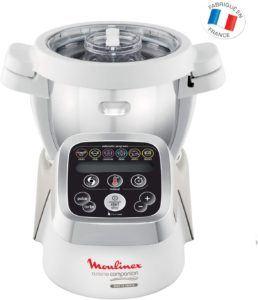 Évaluation du robot cuiseur Companion HF800A10 de Moulinex