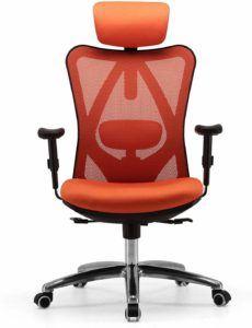 Évaluation de chaises de bureau ergonomique Intey NY-Y23