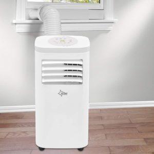 La fonction d'un climatiseur portable