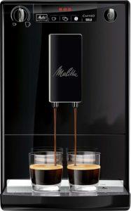 Descriptif de la machine à café avec broyeur Melitta E950-222 dans un comparatif
