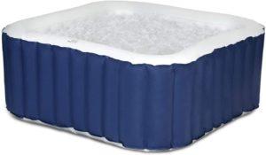 Détails utiles sur le spa gonflable à hydrojets