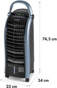 Évaluation de climatiseur portable Suntec Wellness 12617
