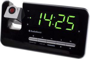 Evaluation de l' Audiosonic radio-réveil Smartwares CL-1492