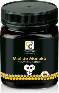 Comment évaluer un miel de Manuka IAA18+ ?