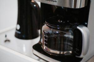 Qu'est-ce qu'une cafetière électrique?
