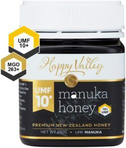 Quels types de miel Manuka existe-t-il ?