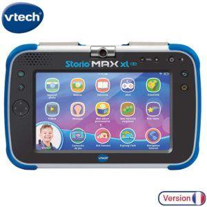 VTech – Tablette Storio Max XL 2.0 bleue