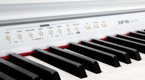 Spécificités du piano numérique Classic Cantabile DP-50