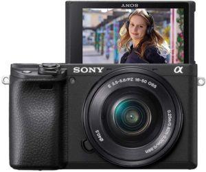 Sony Alpha ILCE-6400