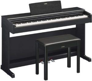 Quelles sont les fonctionnalités du piano numérique Yamaha Arius ?