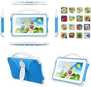 Quels sont les domaines d'application d'une tablette enfant?