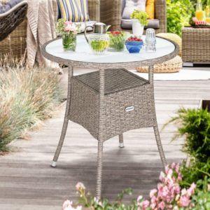 Les plus grands avantages d'une table de jardin dans un comparatif