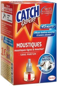 CATCH Expert diffuseur électrique liquide anti-moustiques