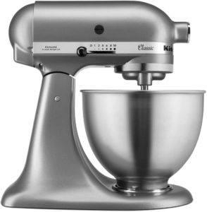 Particularités du KitchenAid Robot pâtissier multifonction