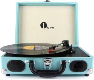 La platine vinyle 1 BY ONE