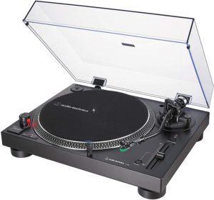 La platine vinyle Audio-Technica LP120XUSB