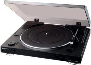 La platine vinyle Sony PS-LX platine 300