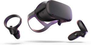 Description du casque de réalité virtuelle Oculus Quest dans un comparatif