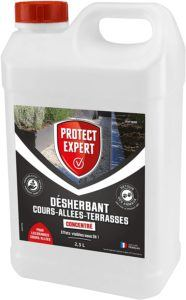 Tout savoir sur le désherbant naturel Protect Expert Procour25