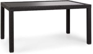 La robustesse et la stabilité d'une table de jardin dans un comparatif gagnant