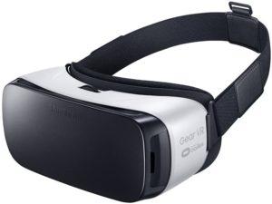 Descriptif du casque de réalité virtuelle Samsung Gear VR R322 dans un comparatif
