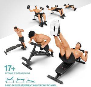 Où dois-je plutôt acheter mon banc de musculation ?